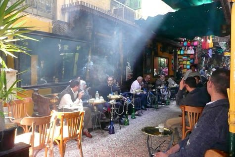 Image result for coffee shops in egypt